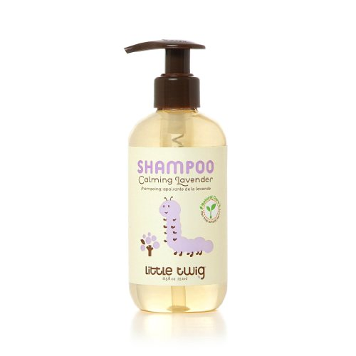 Little Twig Baby Shampoo, Calming Lavender, 8.5 Ounce