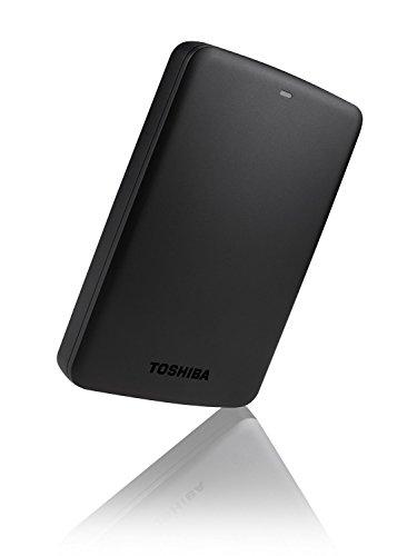 Toshiba HDTB310EK3AA Canvio Basics Hard Disk Esterno da 1 TB,...