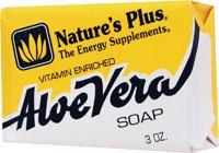 Nature'S Plus Aloe Vera Soap -- 3 Oz