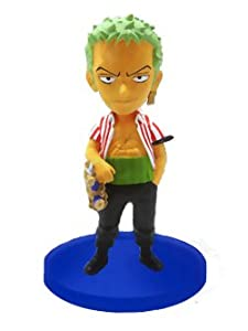 One Piece World Collectible Vol. 5 Figur: Lorenor Zorro / Roronoa Zoro