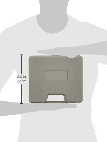 Hiltex 10655 Cordless Die Grinder Rotary Tool Kit, 61 Piece