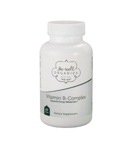 Complexe de vitamine B - Énergie Stimuler Liquid