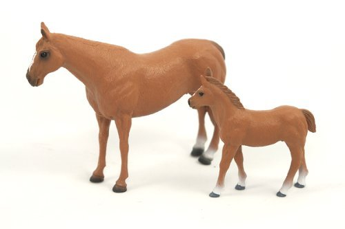 Big Country Quarter Horse Mare and Colt Farm and Ranch Collectables