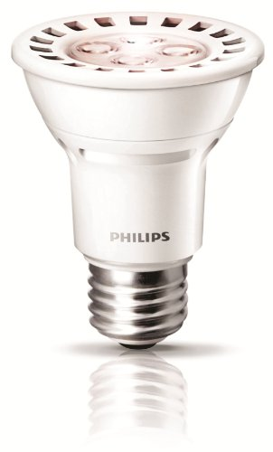 Philips 426122 8-Watt (50-Watt) PAR20 LED Flood