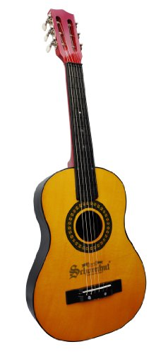 Schoenhut Acoustic Guitar, Oak/Mahogany