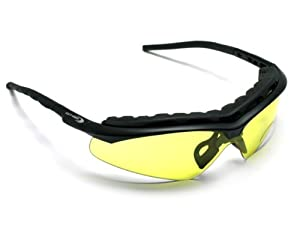 SHOOTING GLASSES: Anti fog, Professional, Safety. Shoot Better. See Sharper. Save... by Tact-Eyes Shooting Glasses