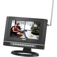 31jAC4v4hzL NAXA 9 INCH Widescreen Digital LCD Television with Built in DVD Player and USB/SD/MMC Inputs (NTD 9001)
