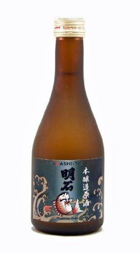 Akashi-Tai Honjozo Genshu 30cl Honjozo Sake and Umeshu