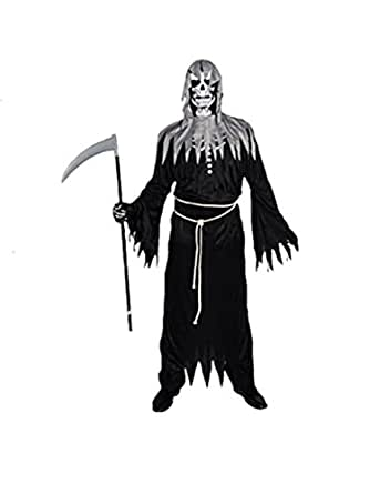 Moolecole Halloween Costume Cloak Adults Ghost Clothes Set
