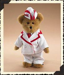 Coca Cola Coke Boyds Bear Plush Stuffed Animal...