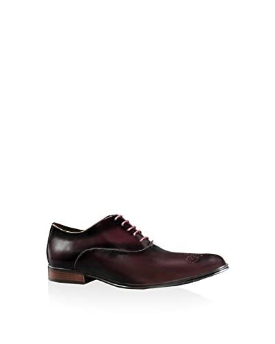 Lorenzo Lucas Zapatos Oxford LG-T0104 Chocolate