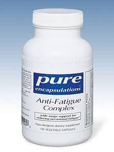 Pure Encapsulations - Anti-Fatigue Complex 120 Caps