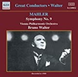 Mahler: Symphony No. 9 [Recorded 1938] Vienna Philharmonic Orchestra