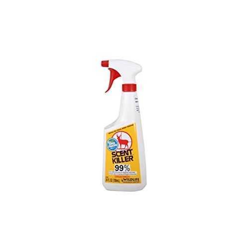 Sale!! Wildlife Research Super Charged Scent Killer Spray, 24-Ounce