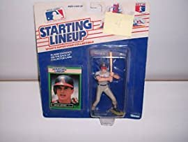 Starting Lineup Baseball Sports Super Star Collectible Figure - 1989 Edition ...
