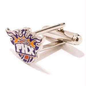 Phoenix Suns NBA Logo'd Executive Cufflinks (Cuff Links) with Jewelry Box