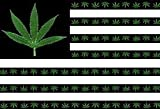 LARGE MARIJUANA USA FLAG, 3'x5'