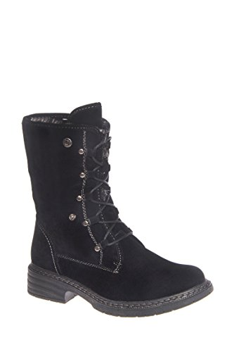 Stout Casual Low Heel Boot