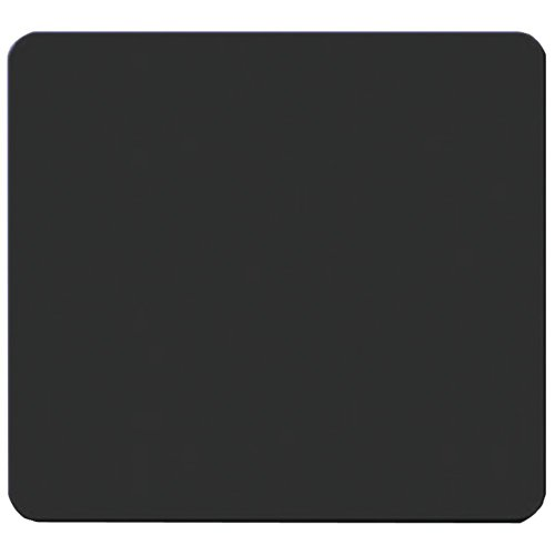 1 – Basic Mouse Pad (Black), Cloth mousing surface, Excellent for all mouse types, 28229 Reviews