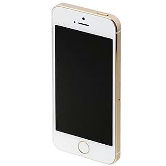 Apple iPhone 5S Smartphone 16GB (10,2 cm (4 Zoll) IPS Retina-Touchscreen, 8 Megapixel Kamera, iOS 7) Gold