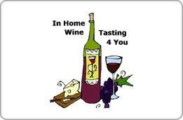 In Home Wine Tasting 4 You Gift Card ($75)
