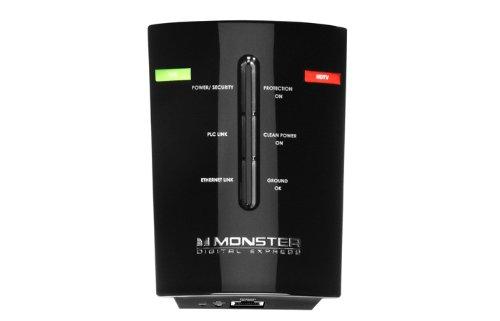 Monster PowerNet 200 Powerline Network Adapter Starter Kit