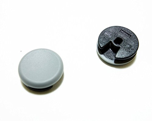 3CLeader® Analog Controller Joystick Cap stuck for Nintendo 3DS XL 3DS LL Color Grey (Circle Pad compare prices)