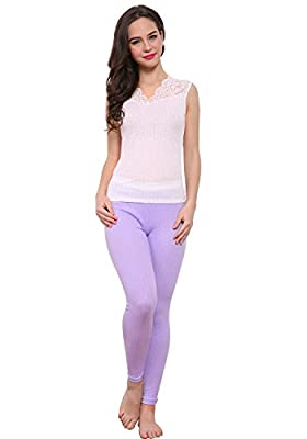 Godsen Women's Cotton Cozy Lounge Pants Leggings bottoms