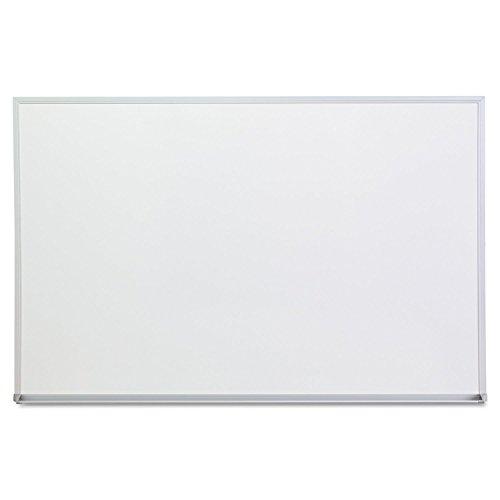 universal-melamine-dry-erase-board-36-x-24-inches-satin-finished-aluminum-43623