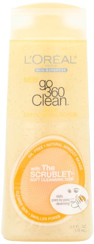 L'Oreal Paris Go 360 Clean, Deep Exfoliating
