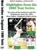 West Indies Vs England: 1990 Test Series