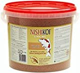 4.5kg Nishikoi Sinking Pellet (small) Sturgeon Pond Fish Food