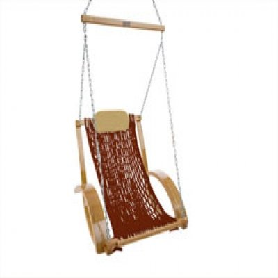 Bent Oak Single Swing - Garnet