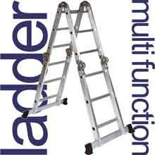 Ladder, Multi-Function, 3.7 Metres Long. Includes 2 FREE platforms