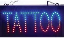 Mitaki-Japan - TATTOO Programmed LED Sign