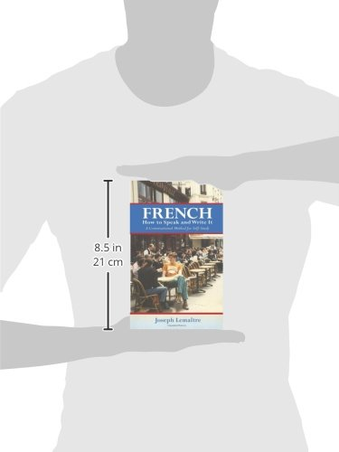 French: How to Speak and Write it (Dover Language Guides French)