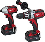 Milwaukee 18v Heavy Duty Twin Pack 18V