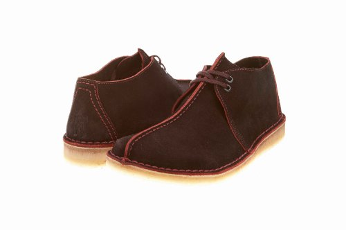 Clarks Men's Desert Trek Oxford,Brown,10 M US