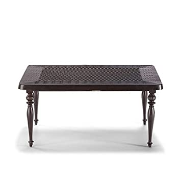 Amazon.com : British Colonial Outdoor Coffee Table - Frontgate ...