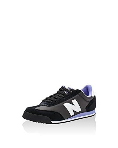 New Balance Zapatillas WL360SNK Negro / Lila