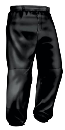 Easton Youth Pro Pull Up Pant, Black, X-Small