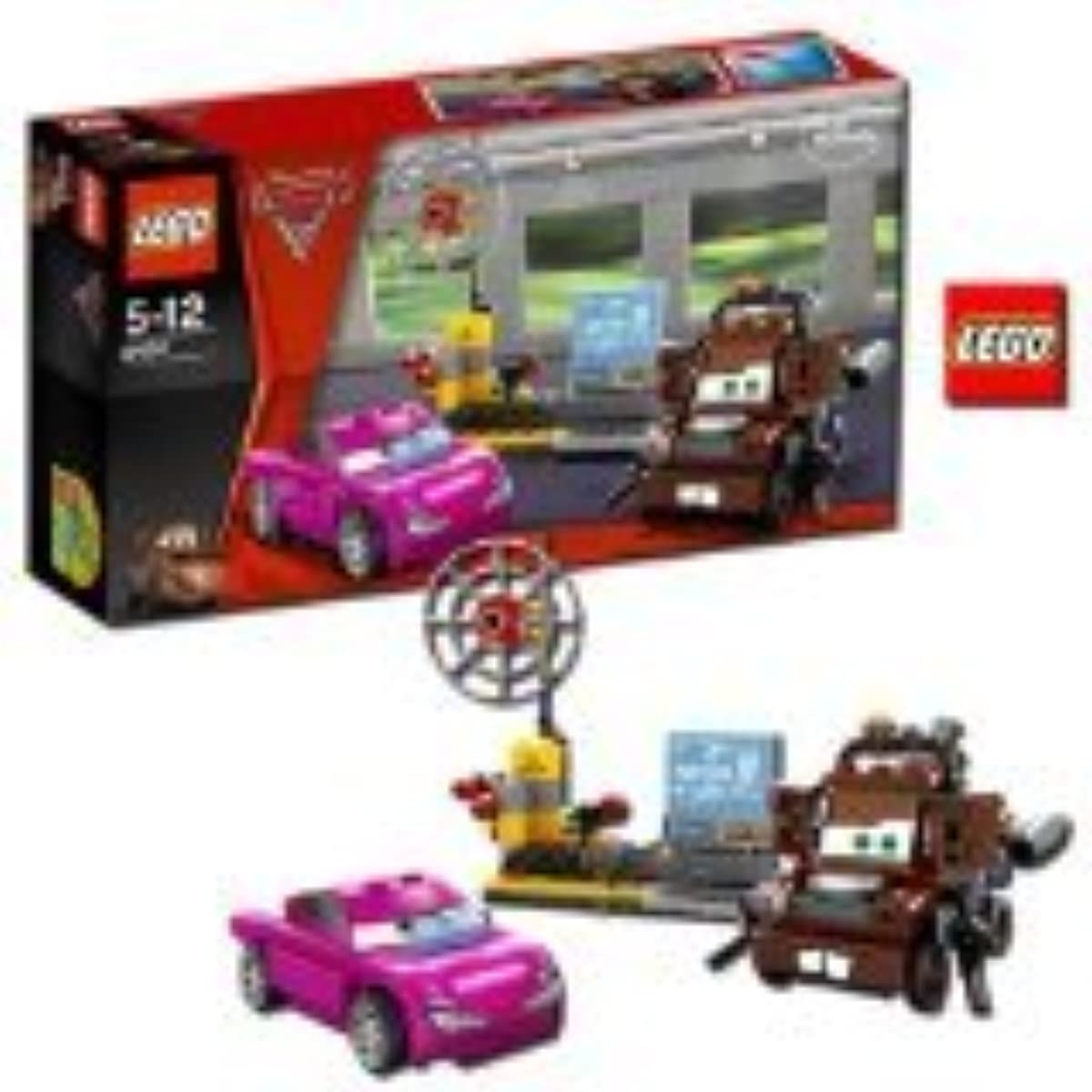 [해외] 레고 Cars/카 미터의 슈퍼이 존 8424-4611028