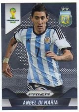 Panini Prizm World Cup Brazil 2014 Base Card # 9 Angel Di Maria Argentina