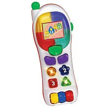 Vtech Bright Lights Phone - 1