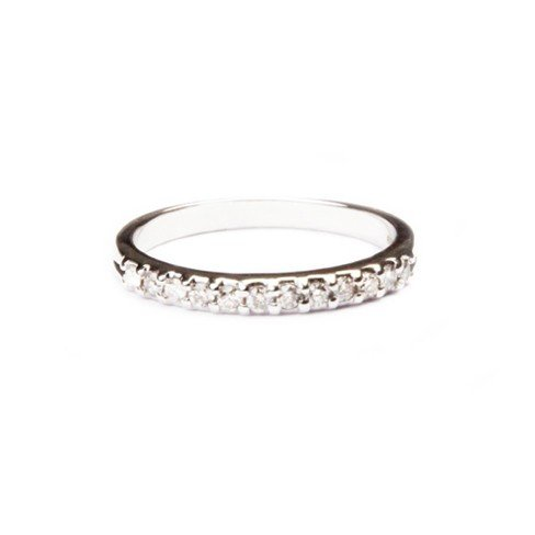 Reece Designs 18ct White Gold 25pts Diamond Eternity Ring