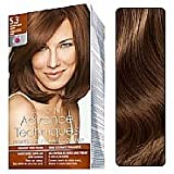 Advance Techniques Professional Hair Colour - 5.3 Medium Golden Brown