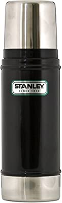 Stanley Stainless Steel Vacuum Bottle Black05 Qt from Stanley
