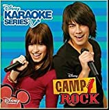 Disney's Karaoke Series - Camp Rock (Karaoke CDG)