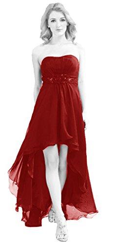 JuJu & Christine -  Vestito  - Sera  - Donna rosso rosso
