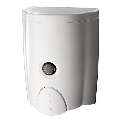 inno-bathroom-ds1peuw001-dispensador-de-jabon-smart-500-ml-blanco-pack-de-1-unidad